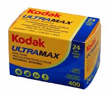 Kodak UltraMax 400 Color Print 35mm Film [GC 135-36] 36 Exposures 6034078