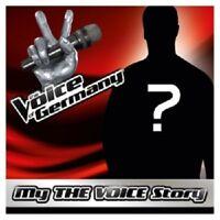 "THE VOICE OF GERMANY - WINNER ""MY VOICE STORY""  CD  INTERNATIONAL POP  NEW!"