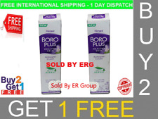 Boro Plus Healthy Skin Cream Herbal For Face, Skin / BUY 2 GET 1 FREE OFFER