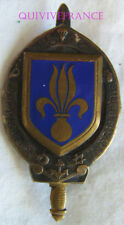 IN9900 - Insigne Ecole d'Application d'Infanterie, AUVOURS, plein