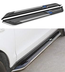 2Pcs Running Boards fits for Mitsubishi Outlander 2013-2022 Side Step Bar