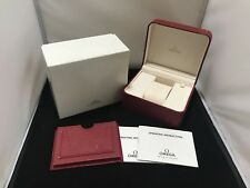Booklet 100%Authentic Cf5977-45 As1 Omega Watch Box Case