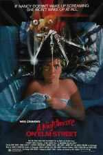 Pesadilla En Elm Street 1 Cartel 01 A2 Caja Lona Impresión