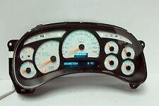 03-05 7-gauge Chevy Silverado GMС Sierra Reman Instrument Panel Cluster 0 MI