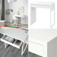Ikea Micke Table Desk WorkStation Furniture For Home Office Computer White 73x50