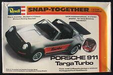 Revell H-6212 - PORSCHE 911 Targa Turbo - 1:25 - Auto Modellbausatz - Model Kit