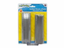 LIONEL Imagineering Little Lines Train INCLINE TRACK 4-PACK NEW Add On 7-11629