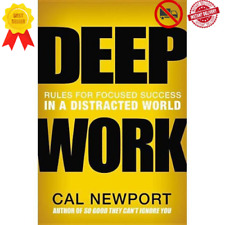 Deep Work  Best Books of the Week✓