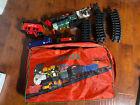 Vtg 1996 Scientific Toys Rio Grande B/O Train Set W/ Battery + Bag 4067 Works