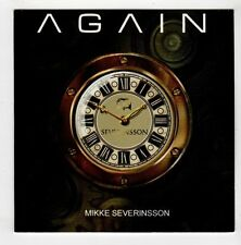 (GL68) Mikke Severinsson, Again - 2015 CD