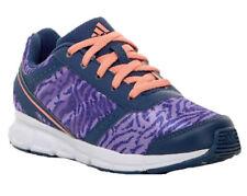 Calzado de niña zapatillas deportivas azules adidas