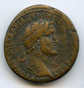 Antioche Antonin le Pieux (138-161) Bronze Rv/ SC