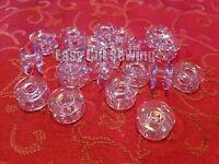 20 Bobbins Sewing Brother PE700II,PE770, PE780D,NX200,NX250,NX400,NX450,NX600