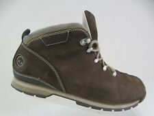 TIMBERLAND Euro Hiker Brown Sz 10 M Men Suede Chukka Ankle Hiking Boots