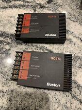 (Pair) Boston Acoustics Crossovers