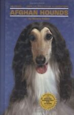 Very Good, Afghan Hounds (Kw Dog Breed Library), , Book