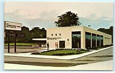 Pennsylvania Bank and Trust Co Meadville PA Architects Rendering Postcard A44