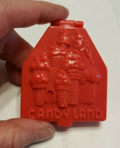 Candyland Pocket Game, Hardee's Toy? 1997
