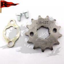 428 13T 20mm Pignone catena anteriore Per CRF XR 50 70 KLX TTR Pit Dirt Bike
