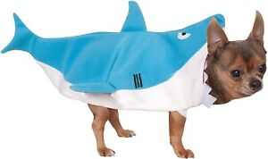 Shark Dog Costume - M or L - Summer or Halloween - Shark Week - Rubie's - NWT