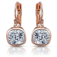 CLEO LEVERBACK  EARRINGS FT CRYSTALS FROM SWAROVSKI KCE270RG