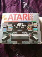 Atari 2600 Box Only