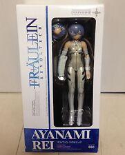 KAIYODO Revoltech Ayanami Rei Action Figure from Neon Genesis Evangelion