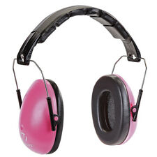 Walker's Game Ear Gwp-Ywfm2-Pnk Passive Women & Kids Folding Earmuff 27 dB Pink