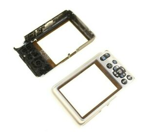 CM1-6051-000 REAR COVER NO WINDOW 4 CANON POWERSHOT A 3000 IS SILVER QUALITY