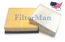 Engine & Cabin Air Filter for RX350 ES350 Avalon Camry Highlander Sienna 6116667