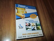 7 Minute Power Abs Total Body Bean Blaster Plus 3 Free Workouts DVD 2006 115 min