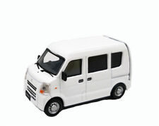 ERA CAR 1:64 Suzuki Every White Van Diecast Model Car