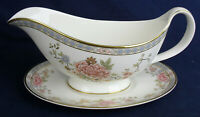 Royal Doulton CANTON H 5052 gravy boat & stand