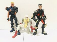 G.I. Joe Sigma 6 Cobra Figures 8 Inch Tall Commando Hasbro Free Shipping!!