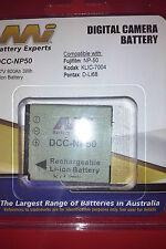 Digital Camera Battery Fuji NP-50, Kodak KLIC-7004 equivalent - BNIB