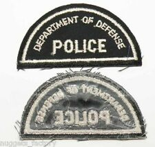 Patch department of defense - police ( 030 )