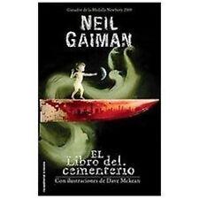 El Libro del Cementerio (Spanish Edition) by Neil Gaiman