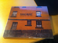 "Jean Martin / Evan Shaw ""Piano Music"" cd SEALED"