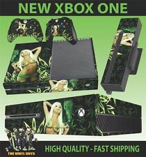 Cover e adesivi in vinile per videogiochi e console Microsoft Xbox Console