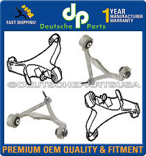 LINCOLN LS V6 V8 REAR UPPER + LOWER CONTROL ARM ARMS BALL JOINT JOINTS SET 4