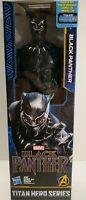 Black Panther Marvel Avengers 12-Inch Action Figure Titan Hero Series New