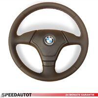 Lederlenkrad BMW E31 E34 E36 E39 Z3 mit Airbag NEU!!!