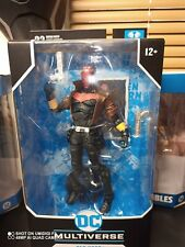 """?RED HOOD McFarlane Toys DC Multiverse single pack 7"""" action figure NEW IN-HAND"""