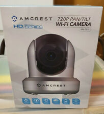 Amcrest 720P WiFi Video Monitoring Security Wireless IP Camera with Pan/Tilt NIB