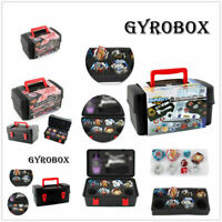 Portable Waterproof Box 12 in 1 Carrying Case For Beyblade Burst Spinning Gifts