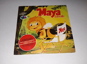 Maya l'abeille - cd single 3 titres (bande originale du dessin animé 1978)