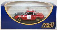 Ixo 1/43 Scale - Lancia Fulvia 1.6 Coupe HF Maroc 1972 Lampinen / Andreasson