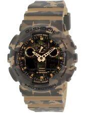 Casio Men's G-Shock GA100CM-5A Multi Resin Quartz Sport Watch