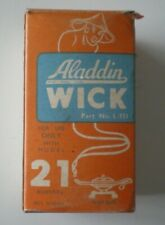 VINTAGE ALADDIN HEATER WICK 21 - PART No 979906  - NEW BUT OLD STOCK