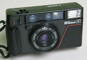 'NIKON L35AF' COMPACT 35mm FILM CAMERA - SOME ISSUES